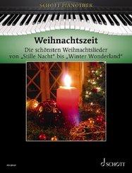 Weihnachtszeit, für Klavier