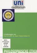 Philosophische Ethik, Tl.1-6, 6 DVDs