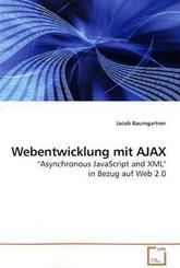 Webentwicklung mit AJAX (eBook, PDF)