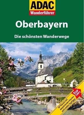 ADAC Wanderführer Oberbayern