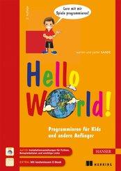 Hello World!, m. CD-ROM
