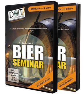 Bierseminar - Handbuch und Doppel-DVD