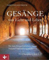 Gesänge von Licht und Leben, m. Audio-CD