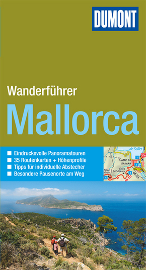DuMont Wanderführer Mallorca