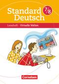 Standard Deutsch: 7./8. Schuljahr, Leseheft Virtuelle Welten