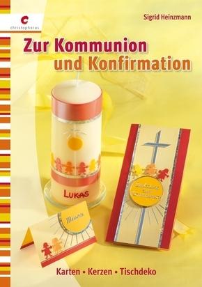 Zur Kommunion und Konfirmation