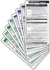 Einsatzkarten StPO Maßnahmen vor Ort Durchsuchung - Festnahme - Beschlagnahme