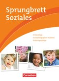 Sprungbrett Soziales - Kinderpflege, Sozialpädagogische Assistenz, Kindertagespflege, Schülerbuch