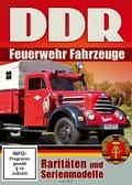 DDR Feuerwehr Fahrzeuge, 1 DVD