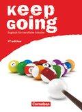 Keep Going, Ausgabe 2009: Schülerbuch