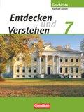 Entdecken und Verstehen, Geschichtsbuch für Sachsen-Anhalt, Neubearbeitung: 7. Schuljahr, Schülerbuch