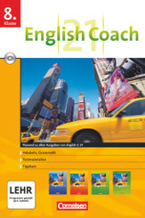 English G 21 (Lernsoftware): 8. Klasse English Coach, 1 DVD-ROM