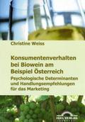 Konsumentenverhalten bei Biowein am Beispiel Österreich