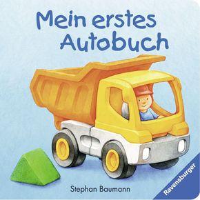 Mein erstes Autobuch