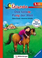 Das tollste Pony der Welt - Leserabe 1. Klasse - Erstlesebuch für Kinder ab 6 Jahren