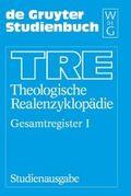 Theologische Realenzyklopädie, Studienausgabe: Gesamtregister, 2 Teile