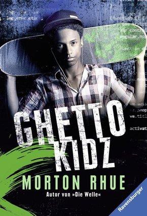 Ghetto Kidz, deutsche Ausgabe