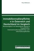 Immobilienmaklerpflichten in Österreich und Deutschland im Vergleich