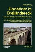 Eisenbahnen im Dreiländereck, Ostsachsen (D), Niederschlesien (Pl), Nordböhmen (CZ) - Tl.1
