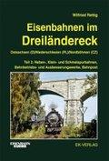 Eisenbahnen im Dreiländereck, Ostsachsen (D), Niederschlesien (Pl), Nordböhmen (CZ) - Tl.2