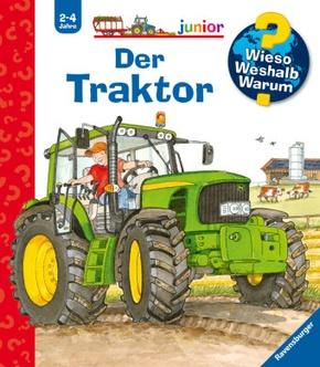Der Traktor - Wieso? Weshalb? Warum?, Junior Bd.34