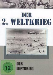Der 2. Weltkrieg, DVDs: Der Luftkrieg, 1 DVD; Tl.5