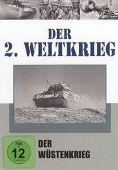 Der 2. Weltkrieg, DVDs: Der Wüstenkrieg, 1 DVD; Tl.11