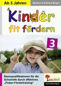 Kinder fit fördern - Bd.3