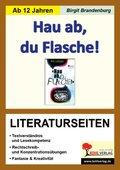 Ann Ladiges 'Hau ab, du Flasche!', Literaturseiten