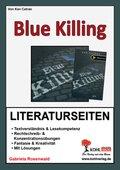 Ken Catran 'Blue Killing', Literaturseiten