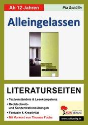 Thomas Fuchs 'Alleingelassen', Literaturseiten