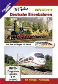 175 Jahre Deutsche Eisenbahn 1835 bis 2010, DVD