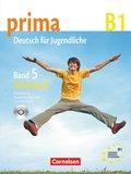 Prima - Deutsch für Jugendliche/junge Erwachsene: Arbeitsbuch, m. Audio-CD; Bd.5