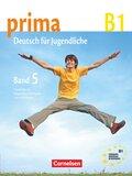 Prima - Deutsch für Jugendliche/junge Erwachsene: Schülerbuch; Bd.5