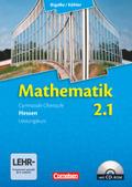 Mathematik, Gymnasiale Oberstufe, Ausgabe Hessen, Neubearbeitung: 1. Halbjahr - Leistungskurs, Schülerbuch m. CD-ROM; Bd.2