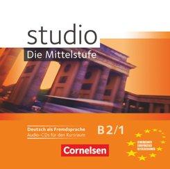 studio d, Die Mittelstufe: Studio: Die Mittelstufe - Deutsch als Fremdsprache - B2: Band 1; 1