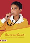 Grammar Coach: Grammatik-Übungsheft für das 5. Schuljahr