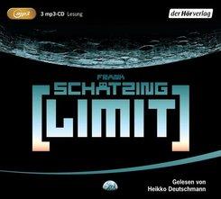 Limit, 3 MP3-CDs