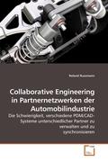 Collaborative Engineering in Partnernetzwerken der Automobilindustrie (eBook, PDF)