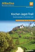 Hikeline Wanderführer Fernwanderweg Kocher-Jagst-Trail