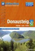 Hikeline Wanderführer Fernwanderweg Donausteig