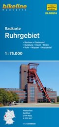 Bikeline Radkarte Ruhrgebiet