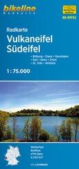Bikeline Radkarte Vulkaneifel Südeifel
