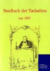 Handbuch der Tischsitten von 1857