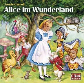 Alice im Wunderland, 1 Audio-CD
