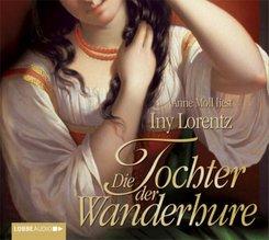 Die Tochter der Wanderhure, 6 Audio-CDs