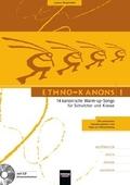 Ethno-Kanons, m. Audio-CD - Bd.1