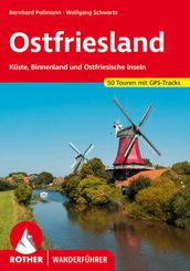 Rother Wanderführer Ostfriesland