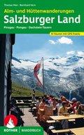 Rother Wanderbuch Alm- und Hüttenwanderungen Salzburger Land
