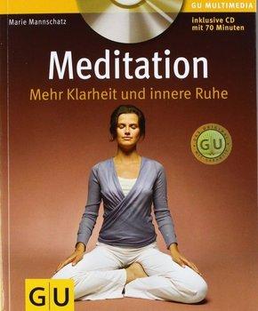 Meditation, m. Audio-CD